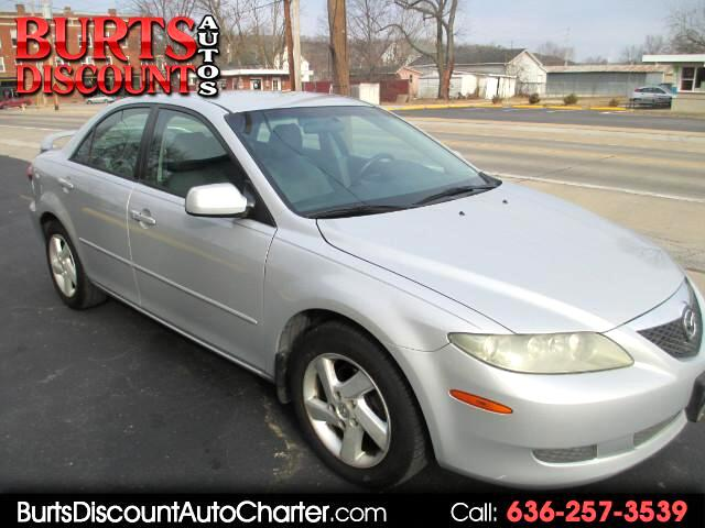 2003 Mazda MAZDA6 6i Sedan **WARRANTY AVAILABLE**