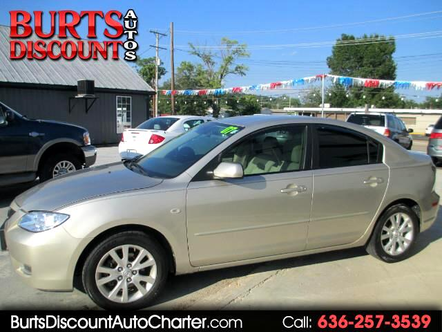 2007 Mazda MAZDA3 i Sport Sedan **WARRANTY AVAILABLE