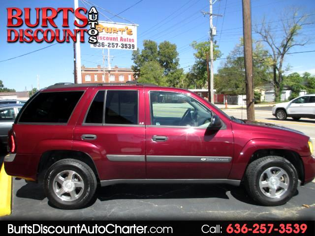 2004 Chevrolet TrailBlazer LS 2WD **WARRANTY AVAILABLE**