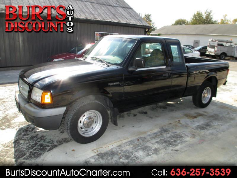 2001 Ford Ranger XL Supercab 2WD **WARRANTY AVAILABLE**