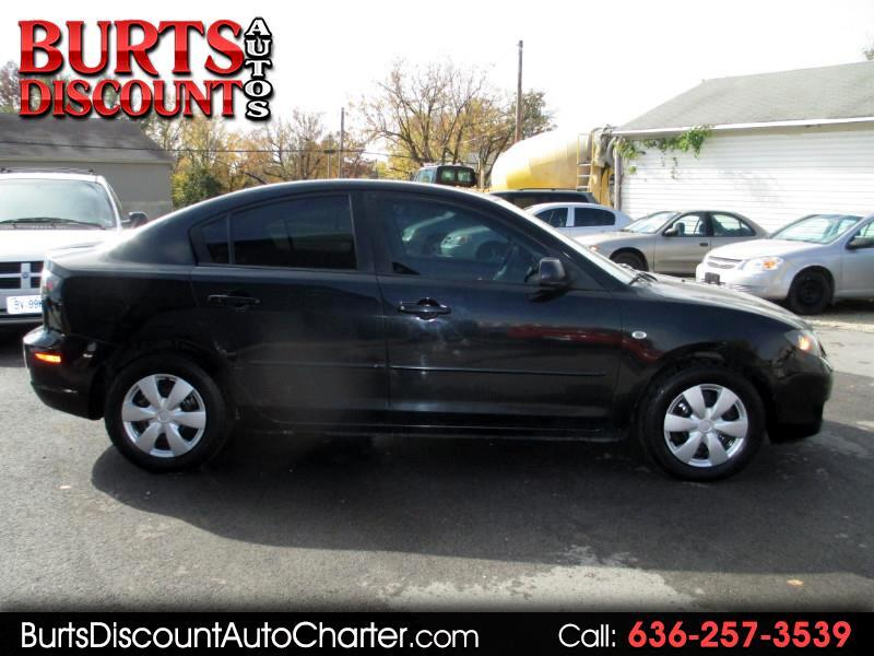 2007 Mazda MAZDA3 i Sport Sedan **WARRANTY AVAILABLE**