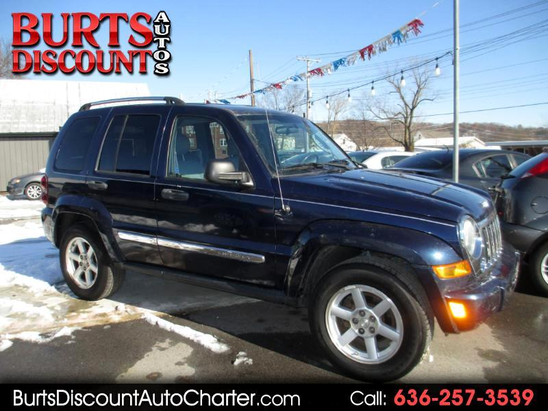 2007 Jeep Liberty Limited 4WD **WARRANTY AVAILABLE**