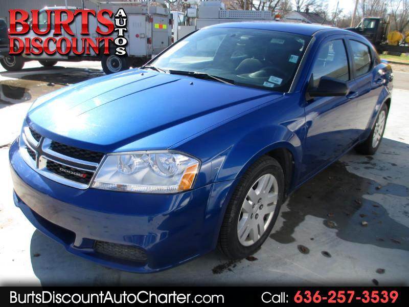 2013 Dodge Avenger SE ***PRICE REDUCED***NICE TOUCH OF LUXURY***