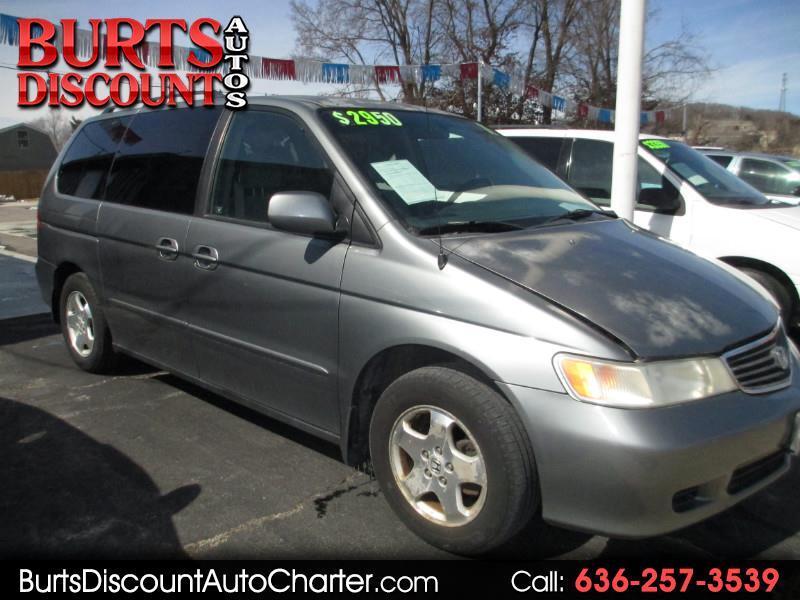 2001 Honda Odyssey EX ***GREAT MINIVAN...AWESOME TAX SEASON PRICE***
