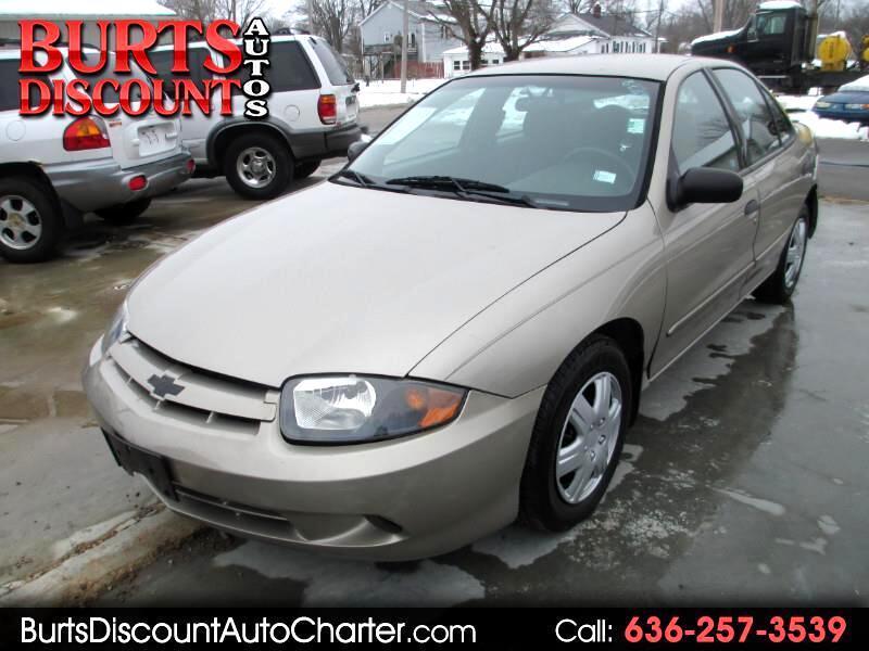2004 Chevrolet Cavalier LS Sedan***LOW MILES...LOW PRICE***