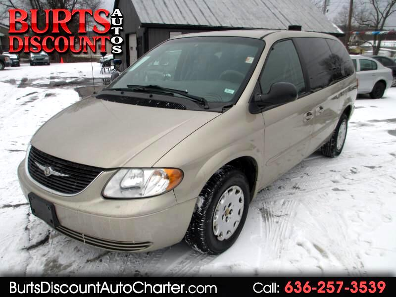 2002 Chrysler Town & Country EL***ROOMY AND CLEAN***