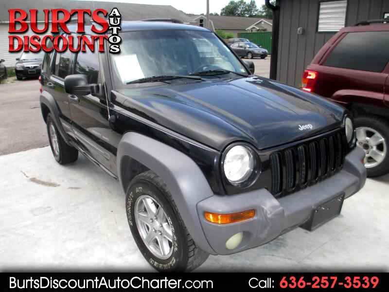 Jeep Liberty Sport 4WD 2003