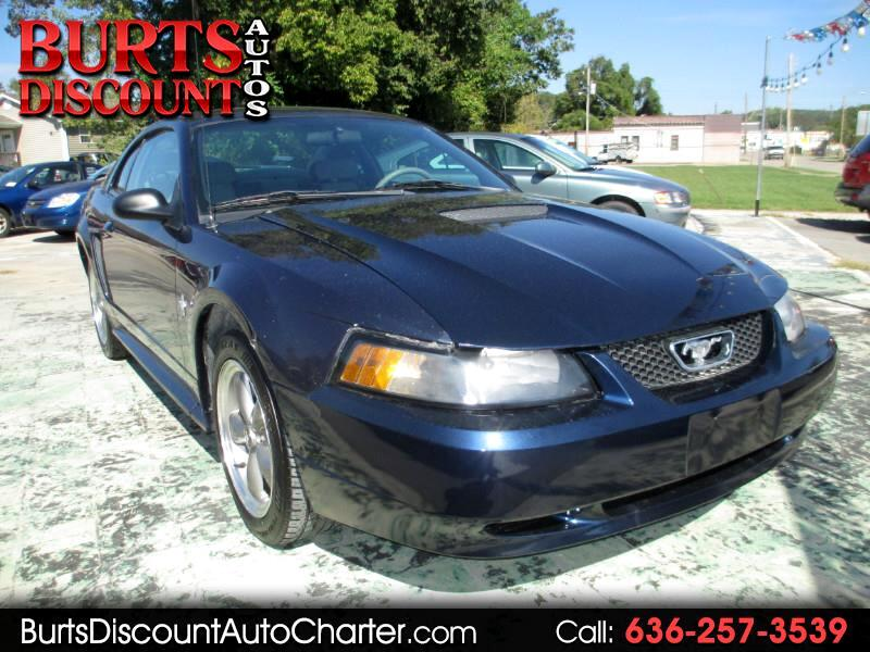 Ford Mustang 2dr Coupe 2001