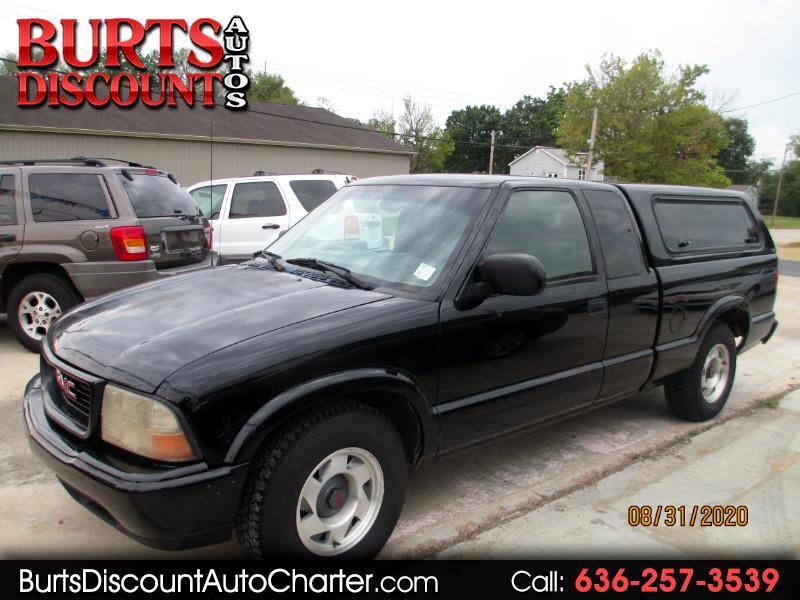 GMC Sonoma SL Ext. Cab Short Bed 2WD 2000