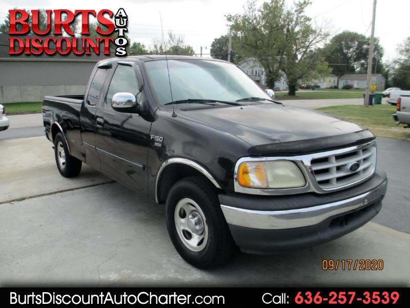 Ford F-150 WS SuperCab Long Bed 2WD 1999