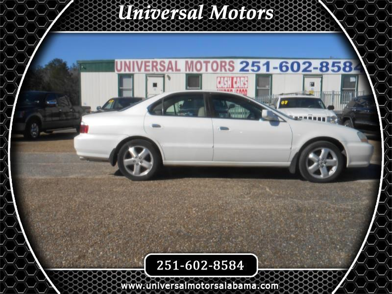 2002 Acura TL Type-S with Navigation System