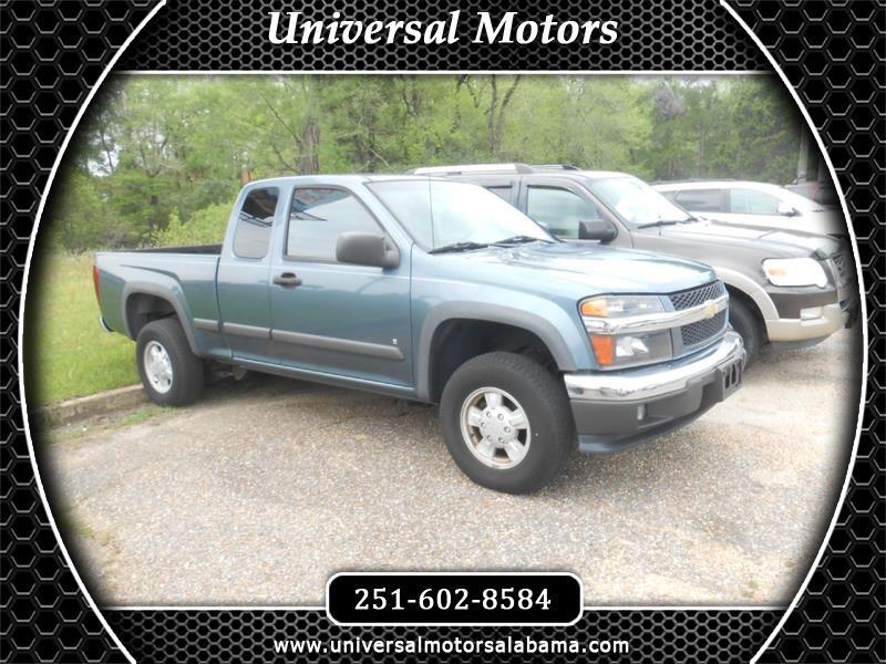 2006 Chevrolet Colorado LS Ext. Cab 4WD