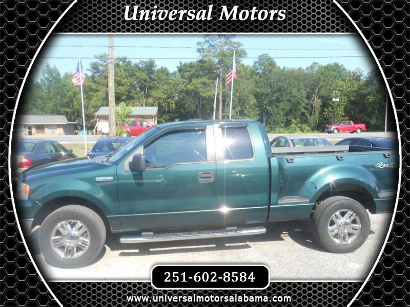 2007 Ford F-150 FX4 SuperCab Flareside