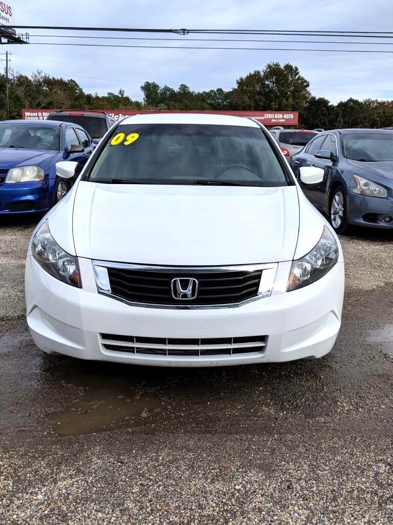 Honda Accord LX-P Sedan AT 2009