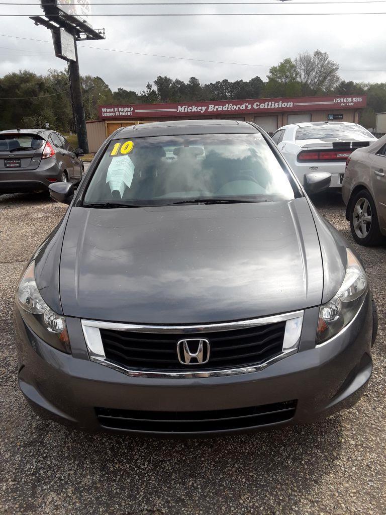 Honda Accord EX Sedan AT 2010