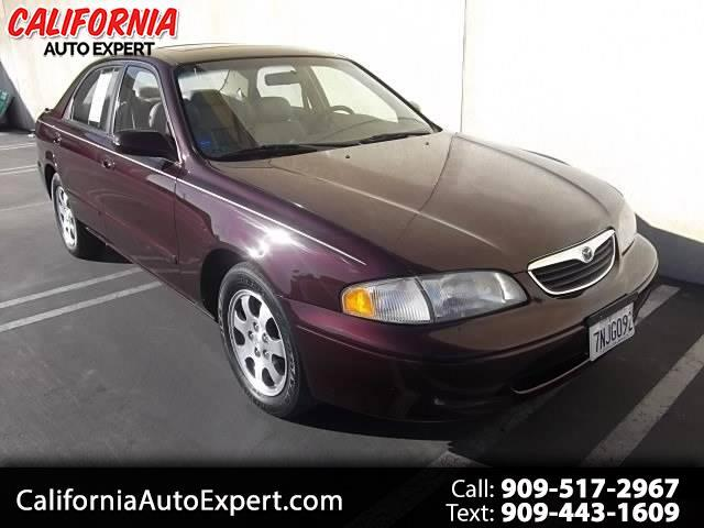 Mazda 626 LX V6 1998