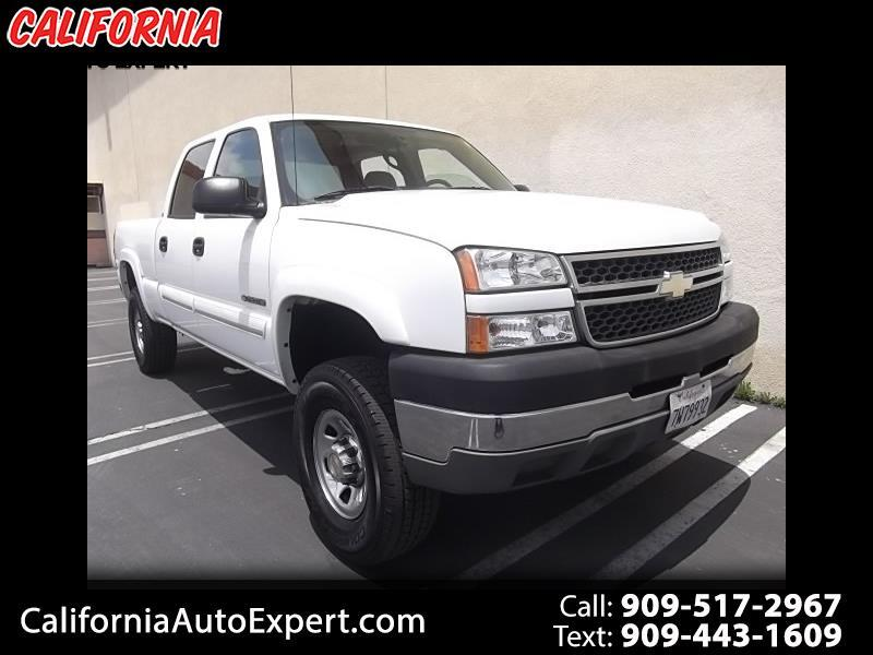 Chevrolet Silverado 2500HD LS Crew Cab Short Bed 2WD 2005