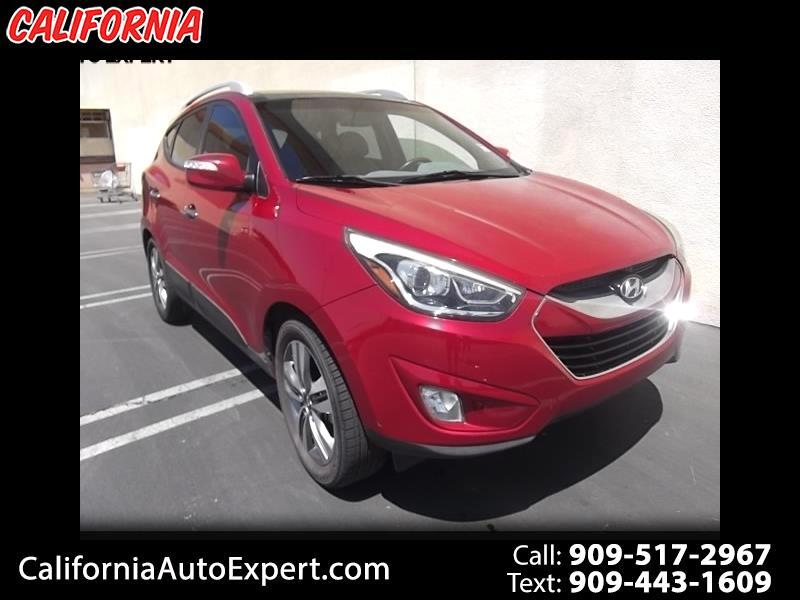 Hyundai Tucson Limited 2WD 2014