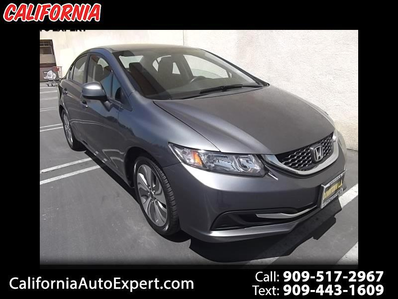 Honda Civic LX Sedan 5-Speed AT 2013
