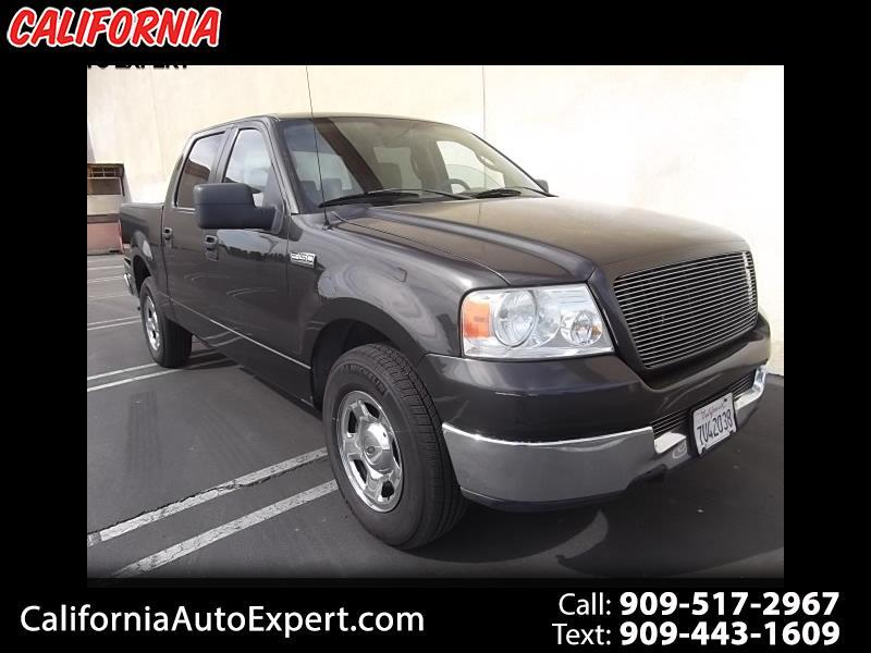 Ford F-150 XLT SuperCrew 2WD 2005