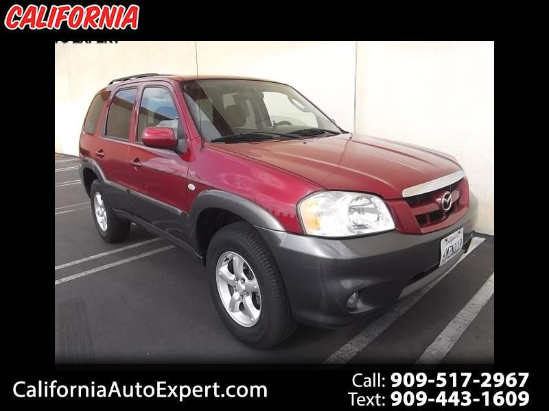 Mazda Tribute s 4WD 4-spd AT 2006