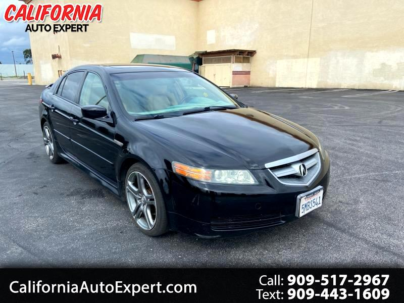 Acura TL 5-Speed AT with Navigation System 2004