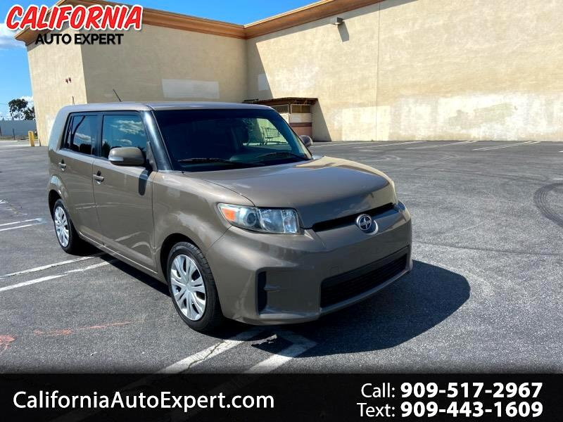Scion xB 5-Door Wagon 4-Spd AT 2011