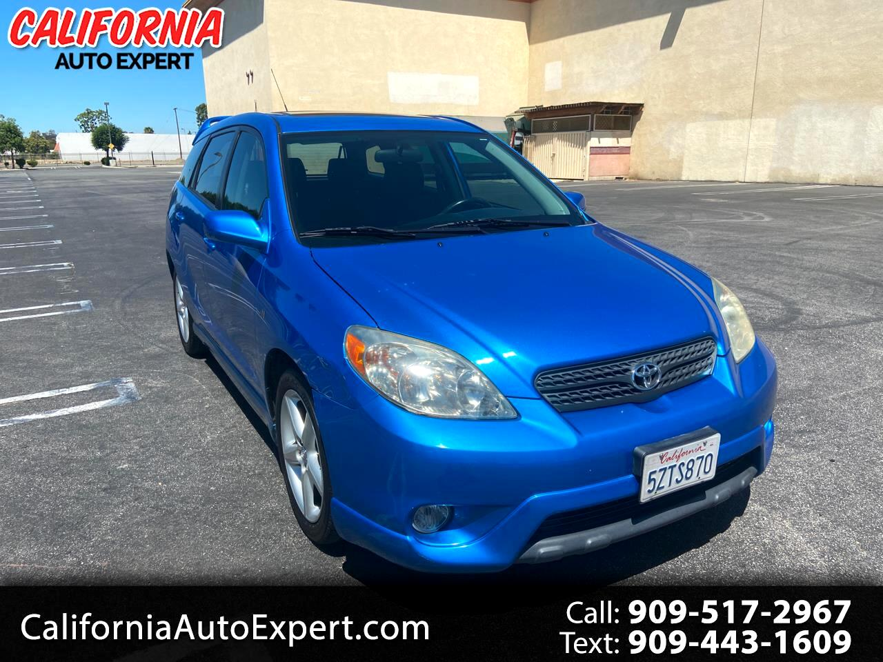 Toyota Matrix 5dr Wgn XR Auto (Natl) 2007