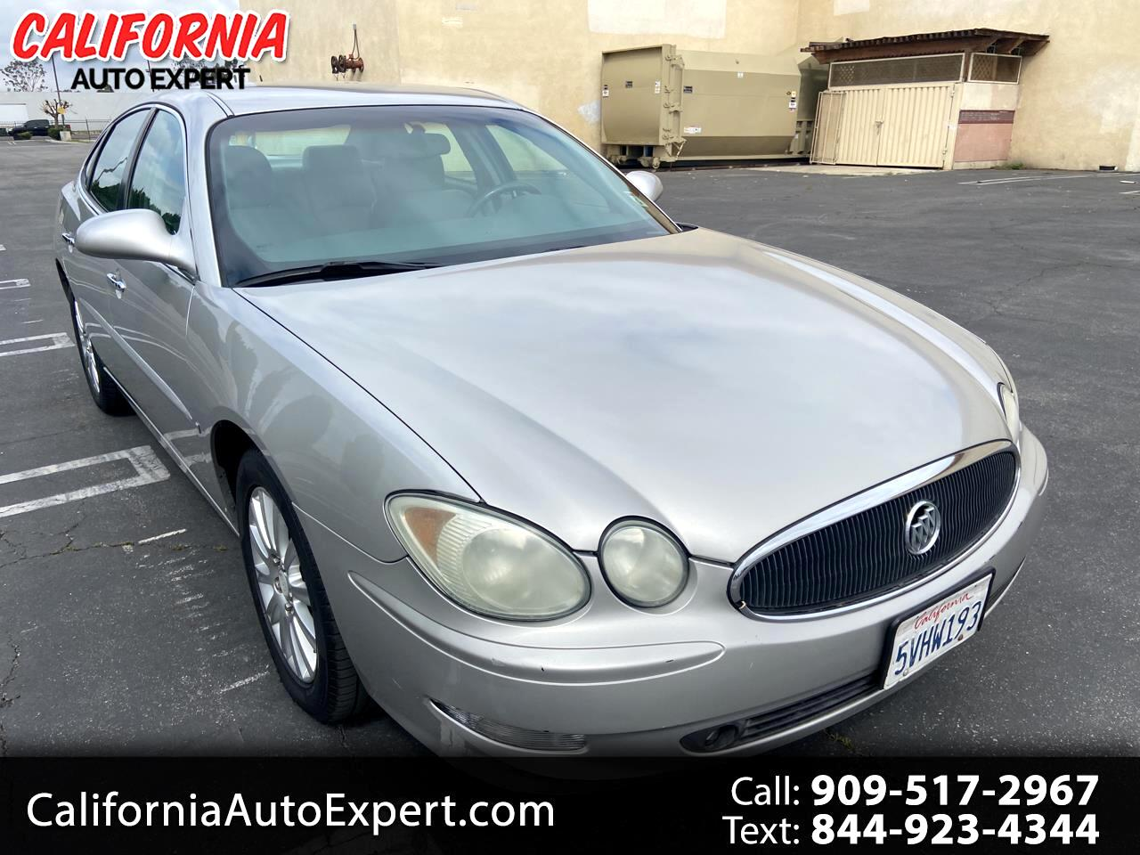 Buick LaCrosse 4dr Sdn CXS 2007