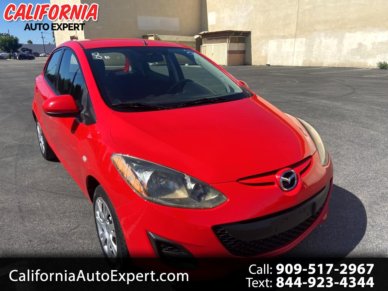 Mazda MAZDA2 4dr HB Auto Sport 2014
