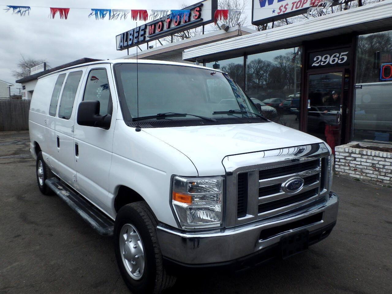2012 Ford Econoline Cargo Van E-250 Recreational