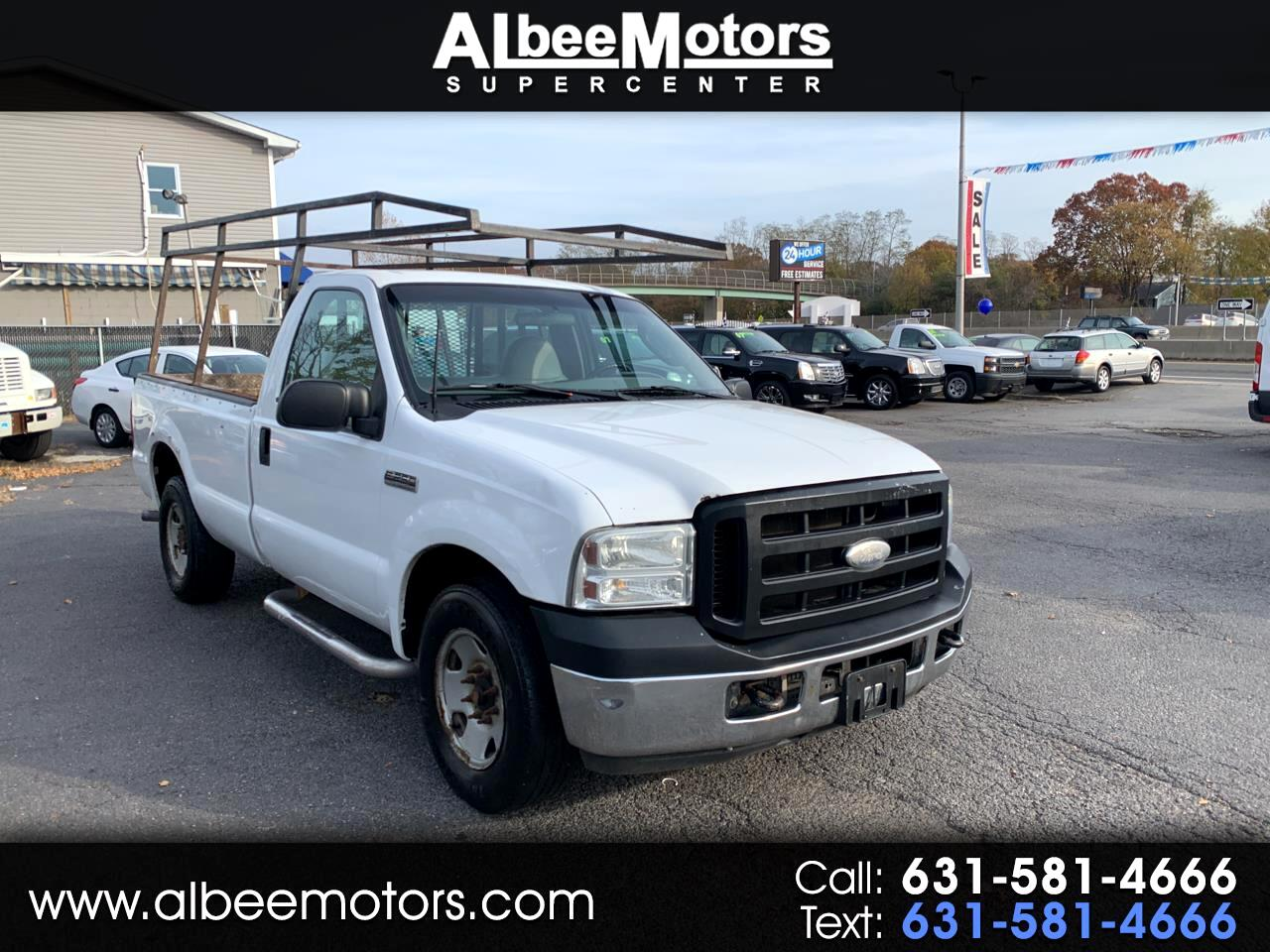 "Ford Super Duty F-250 Reg Cab 137"" XLT 2006"