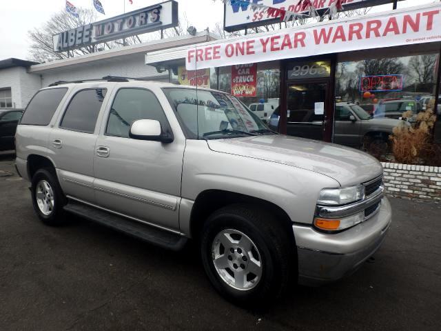 2004 Chevrolet Tahoe 28329