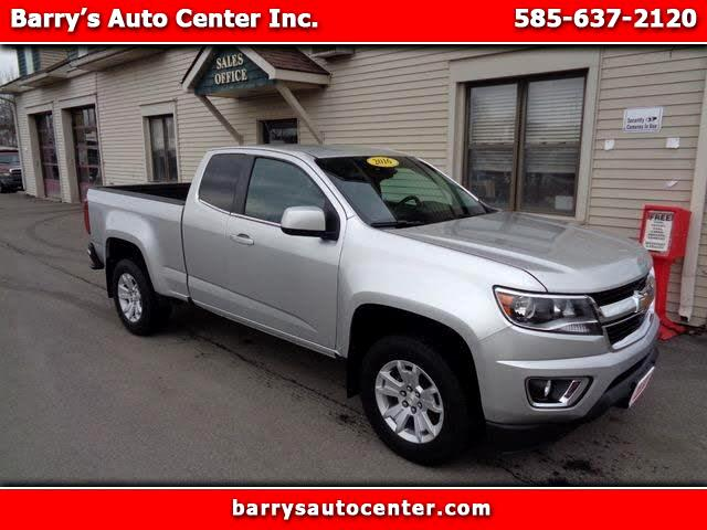 2016 Chevrolet Colorado LT Ext. Cab 2WD