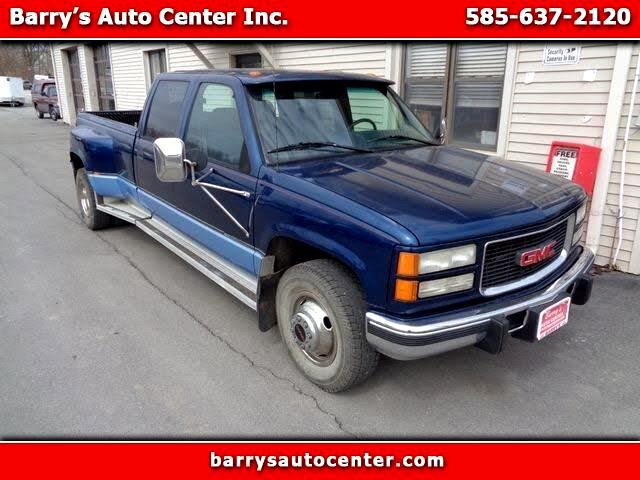 1996 GMC Sierra C/K 3500 Crew Cab 8-ft. Bed 2WD