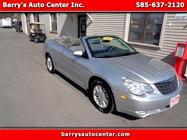 2008 Chrysler Sebring Convertible Touring