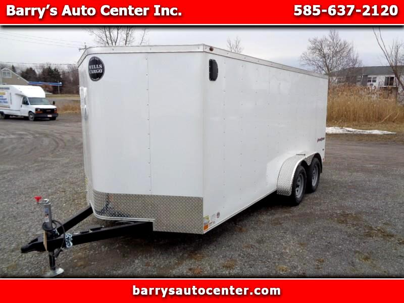 2019 Wells Cargo Fast Trac 7ft x 16ft