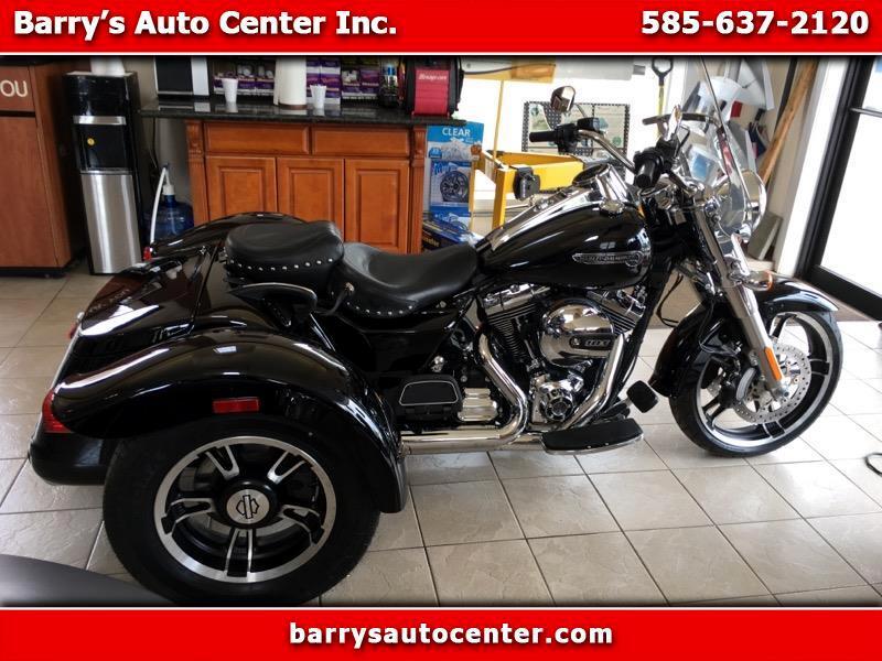2015 Harley-Davidson FLRT Free Wheeler
