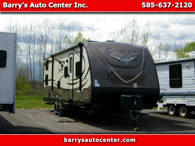 2016 Forest River Surveyor SCT294QPLE
