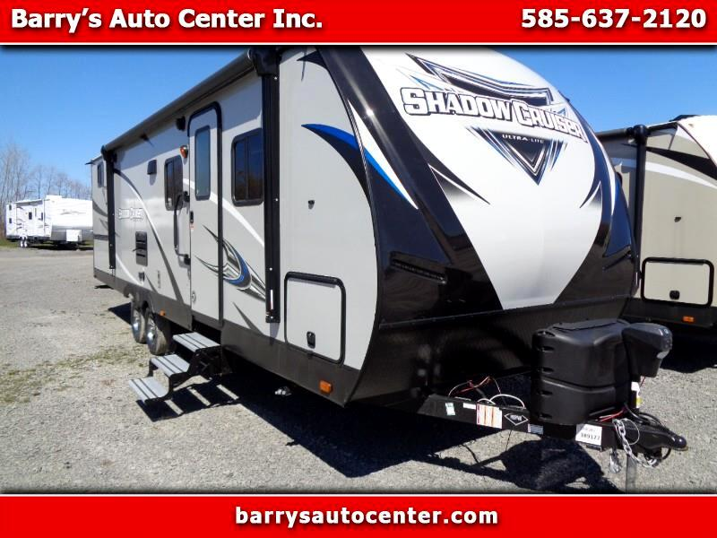 2019 Cruiser RV Shadow Cruiser 280QBS
