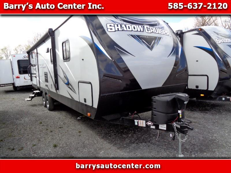 2019 Cruiser RV Shadow Cruiser 277BHS