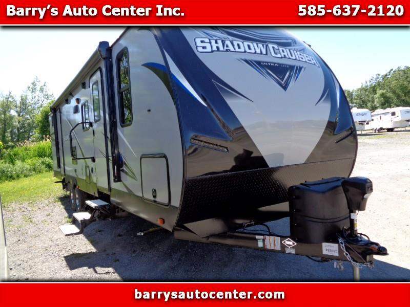 2019 Cruiser RV Shadow Cruiser 313BHS