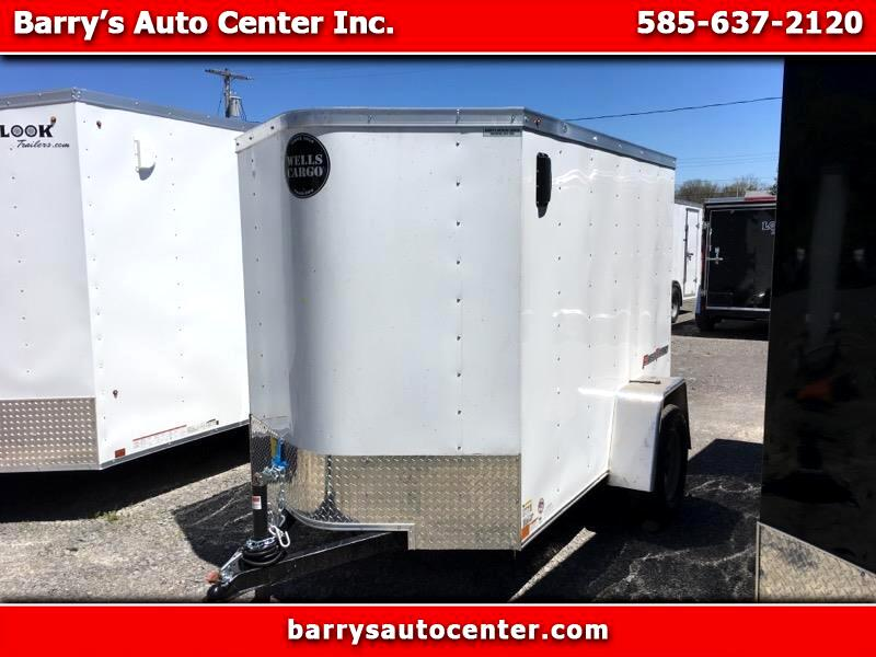 2019 Wells Cargo Fast Trac 5ft x 8ft