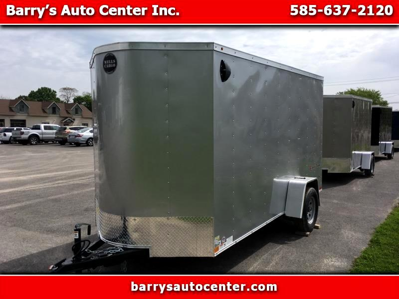 2019 Wells Cargo Fast Trac 6ft x 12ft