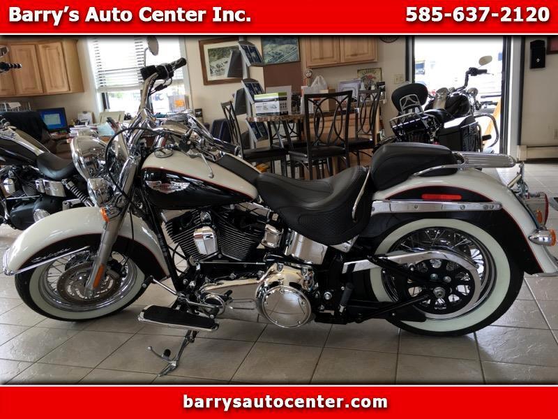 2011 Harley-Davidson FLSTNI Soft Tail
