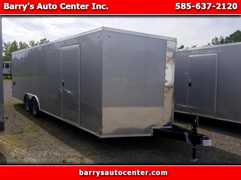 2020 Look Element SE 8.5 x 24 Enclosed Cargo Trailer