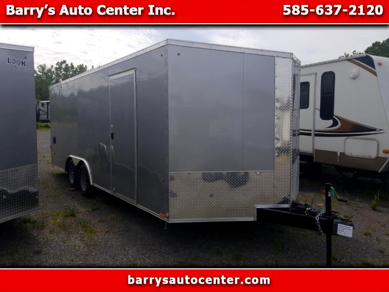 2020 Look Element SE 8.5x20 Enclosed Cargo Trailer