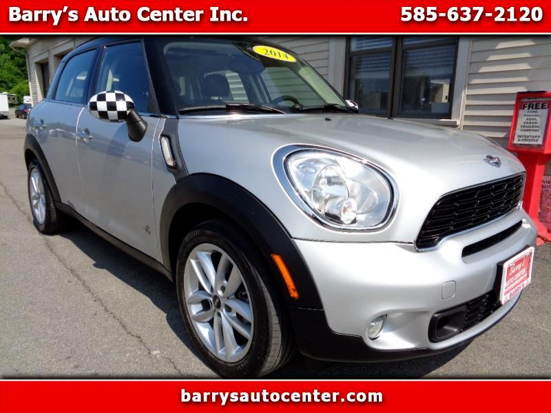 2014 MINI Countryman S ALL4