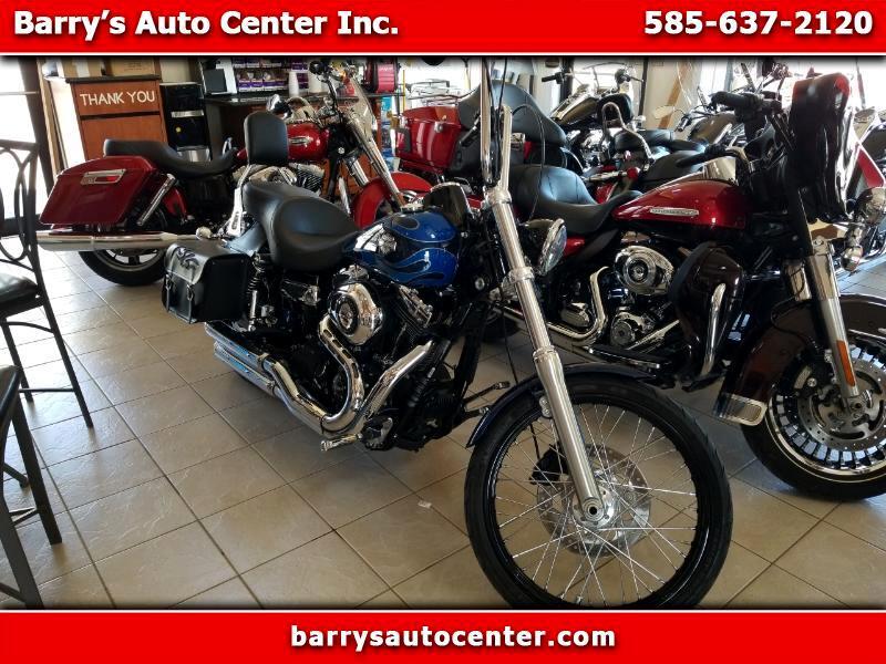 Harley-Davidson FXDWG  2013