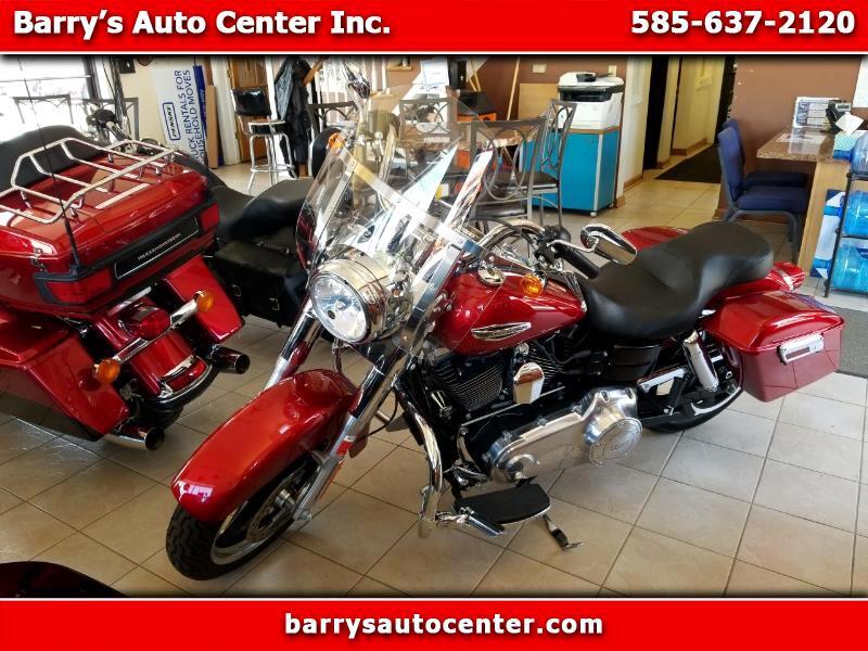 2013 Harley-Davidson Switchback 103 Dyna Switchback